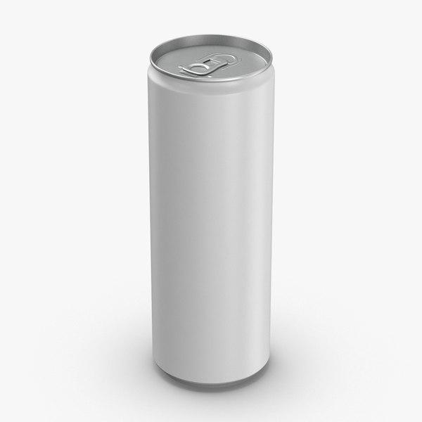 473ml-soda-can-mockup 3D model
