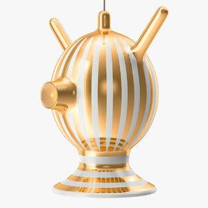 3D bosa scuba c lamps