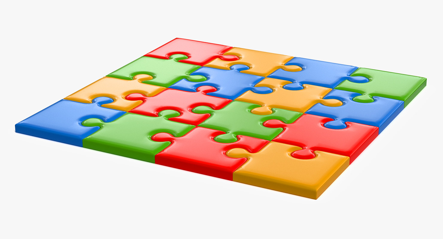 puzzle design complete model