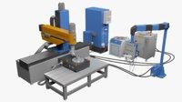 laser laserdyne 795 3D model