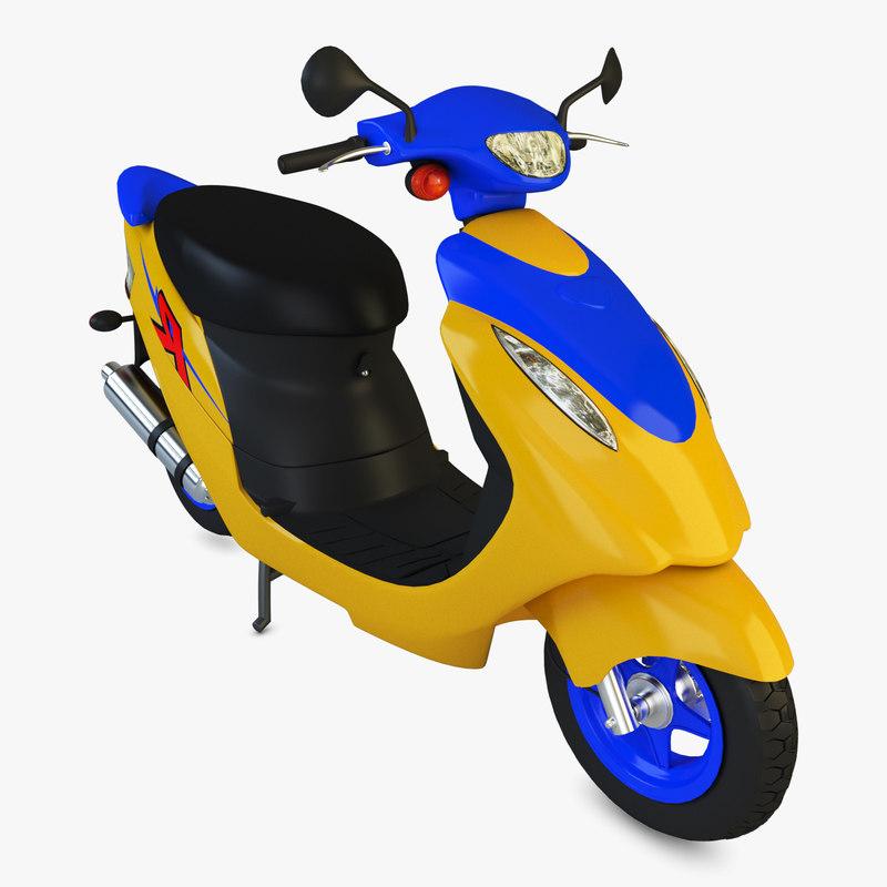 scooter irbis model