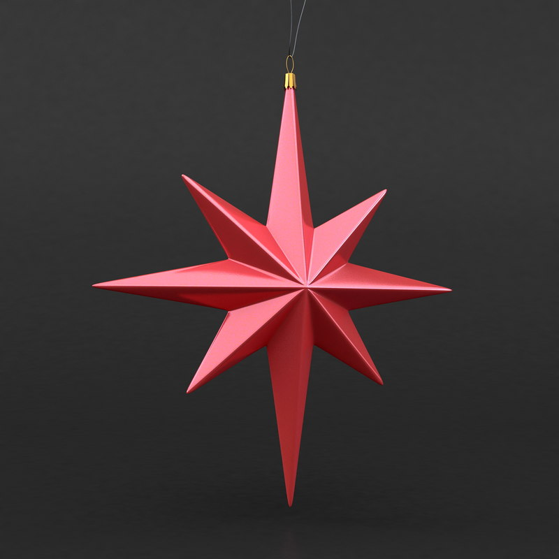 christmas tree toy 3D model
