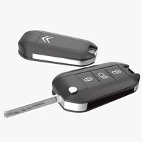 Car Key 3d Models For Download Turbosquid