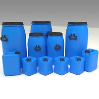 Prepper Emergency Water Storage Containers