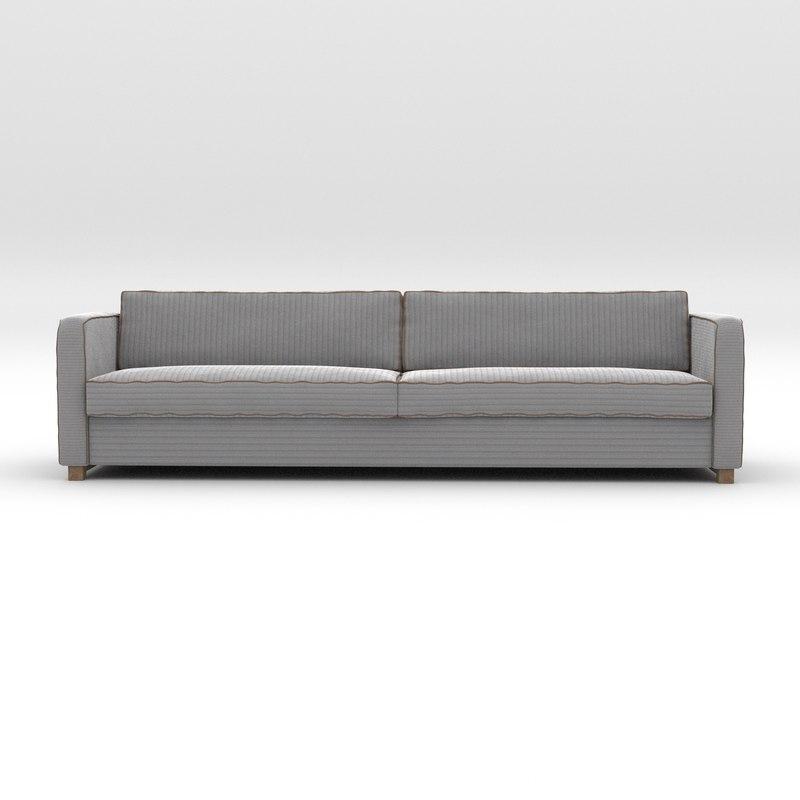 divan model