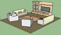 furnishing model