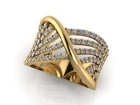 ewelry ring 3D print model