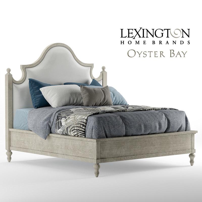soft bed- 3D model