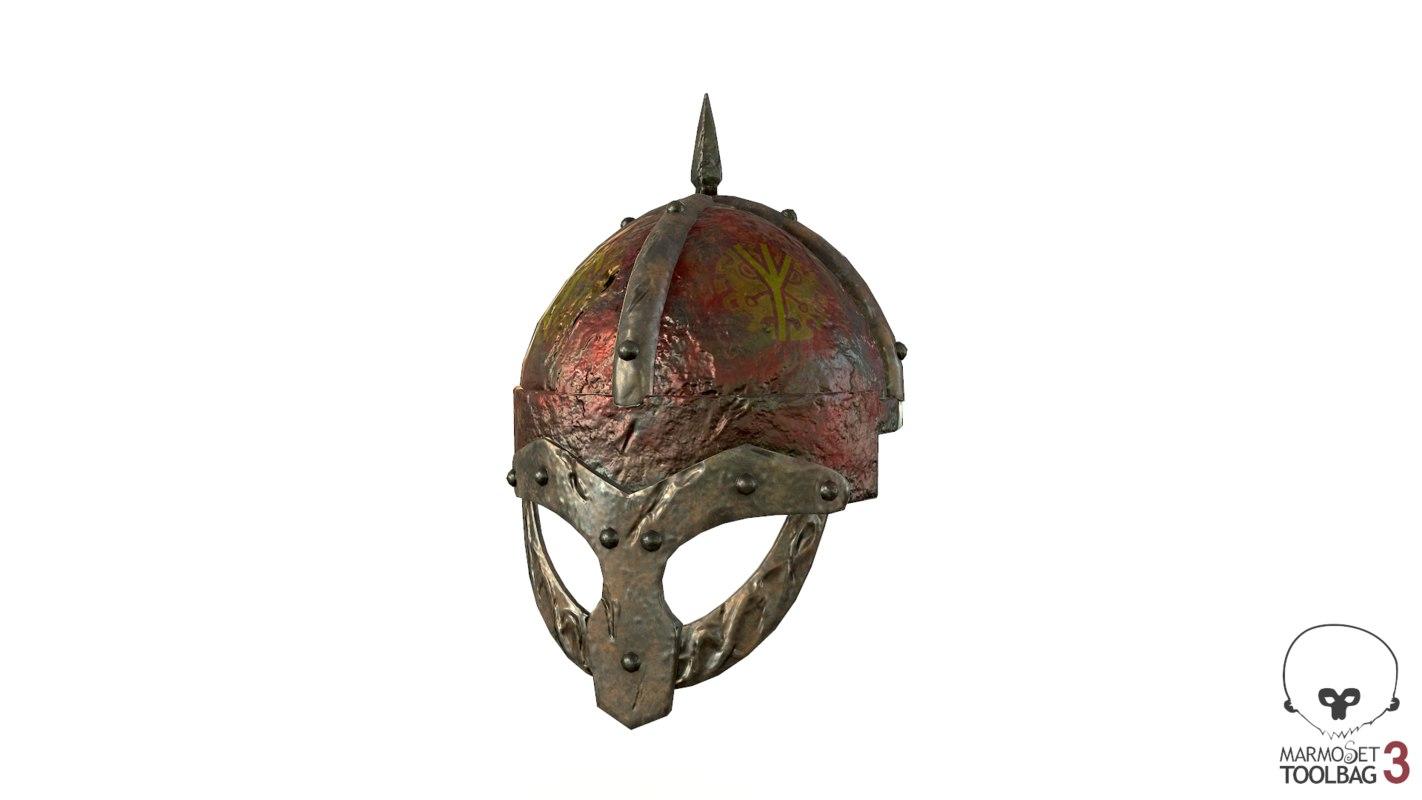 3D helm