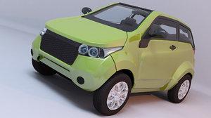 rewa 3D model