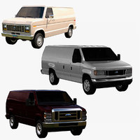 Ford Econoline Collection