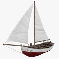 Sailing Ship Wooden
