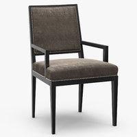 rudin - arm chair 3D