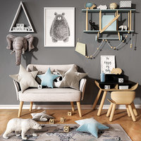 Children room set 02