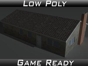 house 11 3D