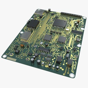 3D generic circuit board