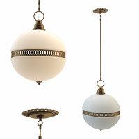 Hendricks Small Globe Pendant