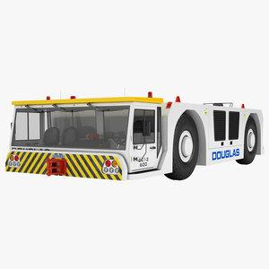 douglas dc12-600 3D model