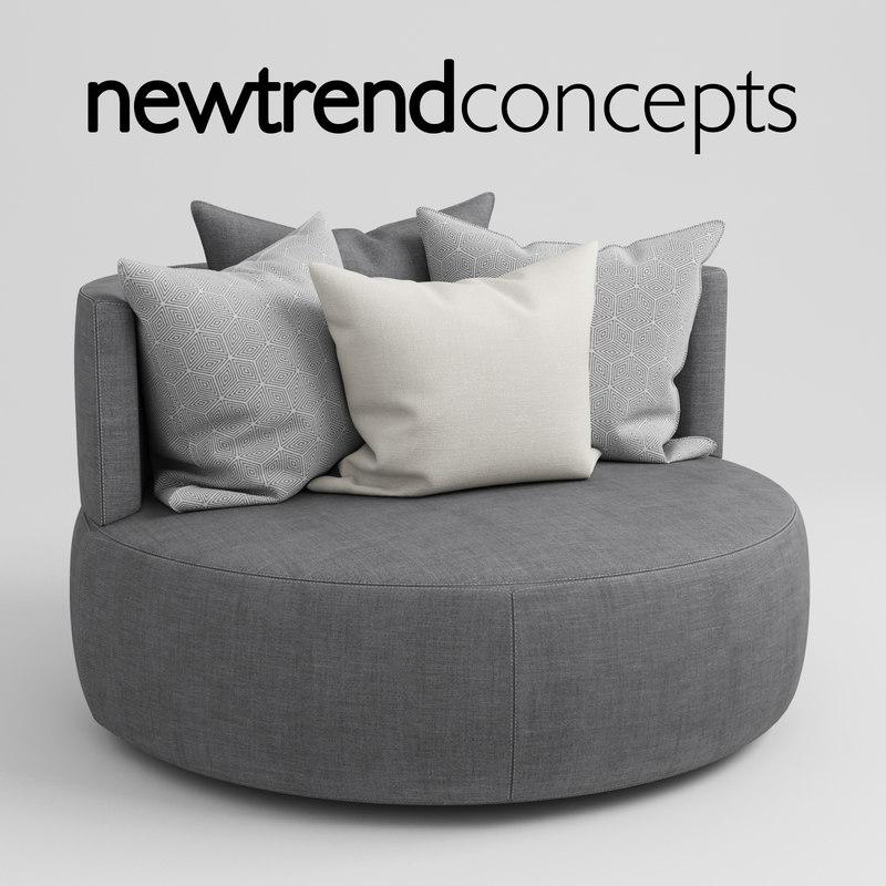 3D diva newtrend concepts model