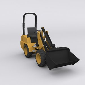 3D earth mover 403