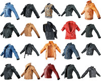 clothing 20 jackets model