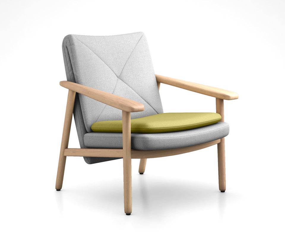 3D model paleta chair bosc