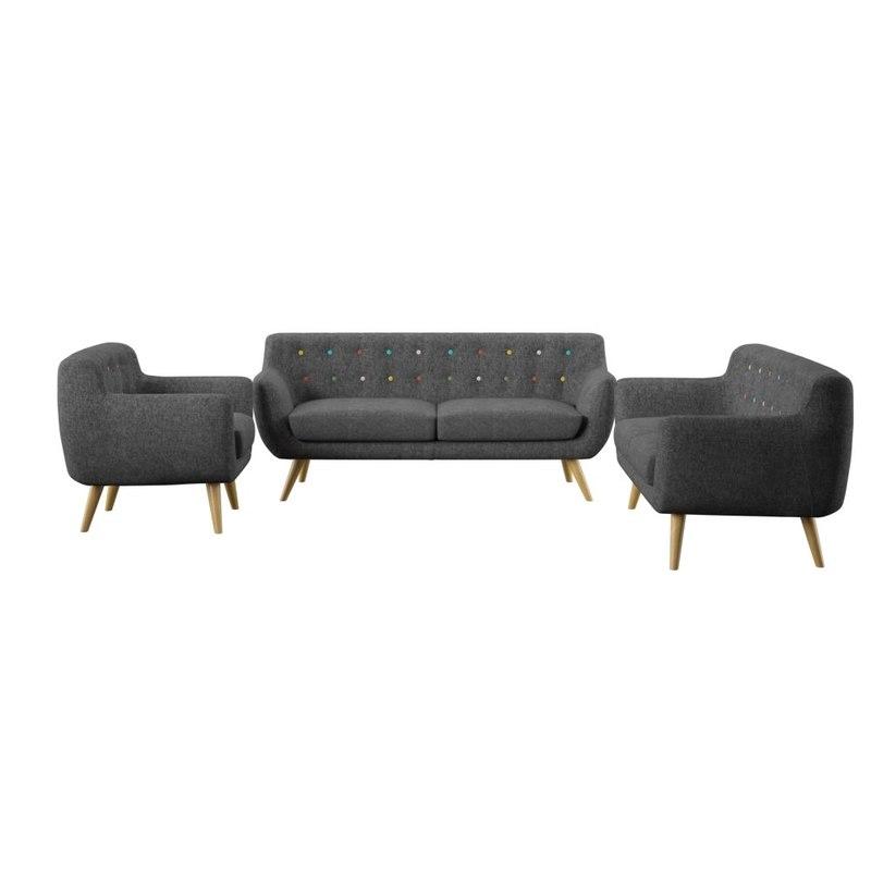 setting living room sofa 3D model