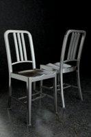 navy chair