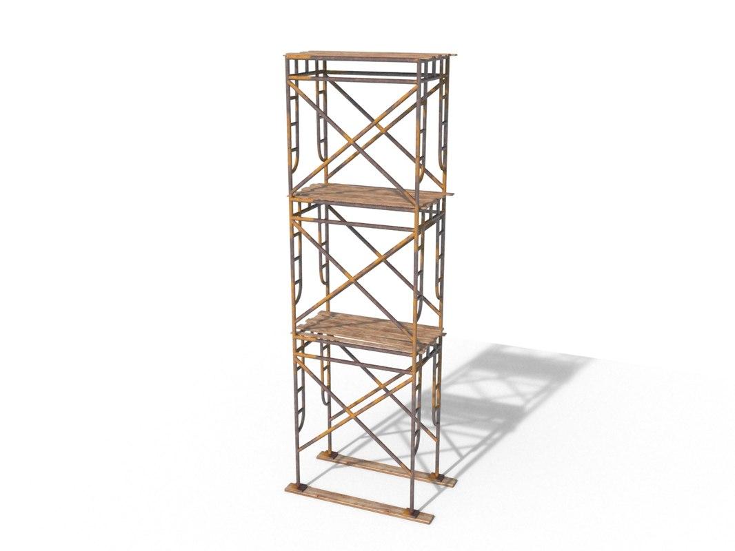 scaffold 3D