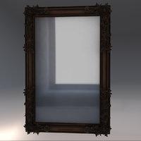 Vintage Barocco Mirror