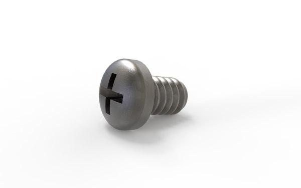 small phillips screw model