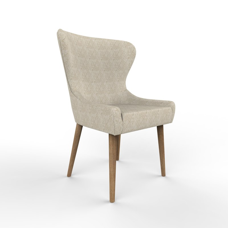 kafia chair 3D model