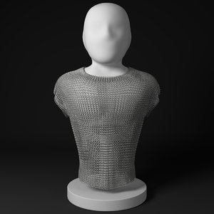3D chainmail model