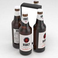 beer kult 3D