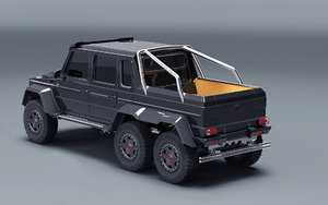 amg 6x6 g model