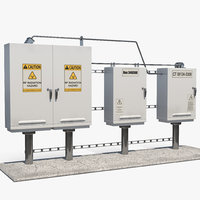 Outdoor Electric Control Boxes