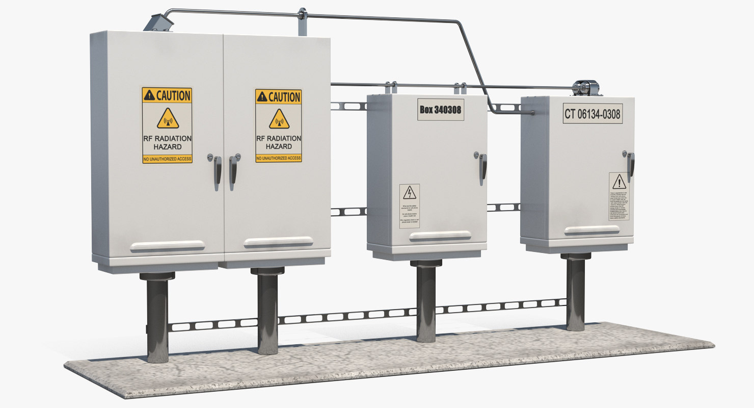 outdoor electric control boxes model
