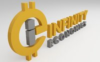 digital money 3D model