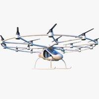 Volocopter Autonomous Air Taxi VC200