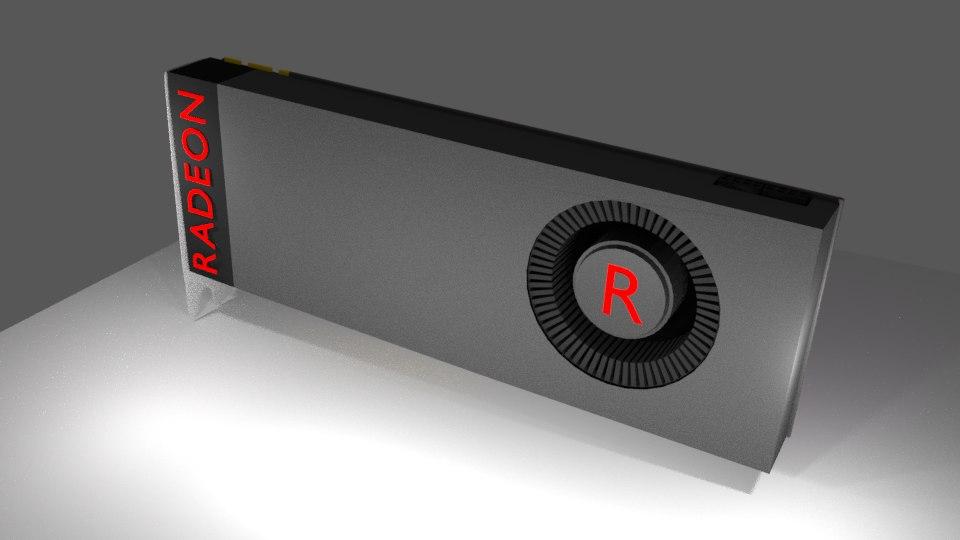 3D amd gpu