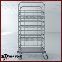 Medical Multi Purpose Cart