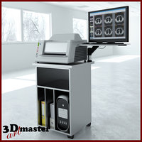 3D medical digitizer xray radiology
