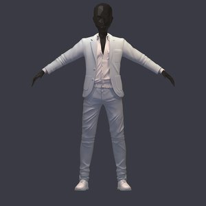 avatar pants shirt 3D