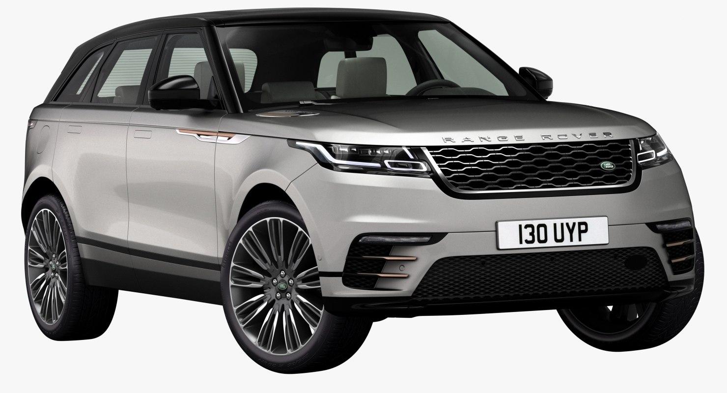 Land Rover Models >> 2018 Land Rover Range Rover Velar