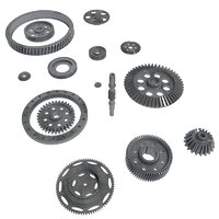 gears set 3D model