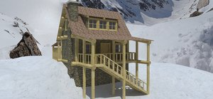 blockhouse 2 model