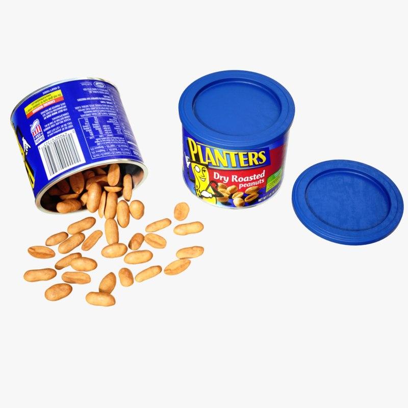 peanuts 4k octane 3D