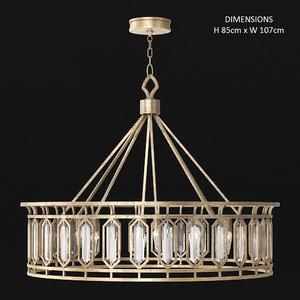 3D fine art lamps westminster