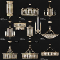 3D model fine art lamps westminster