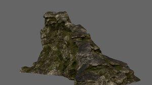 3D mount mountain